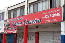 Restaurante Sabor Caseiro, Self Service, 704 Norte