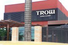 Restaurante Trow, Parrilla e Bier, Lago Norte