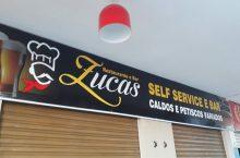 Restaurante e Bar Zucas, caldos, petiscos variados, 411 Norte, Asa Norte
