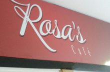 Rosas Café, SCLN 102, Asa Norte