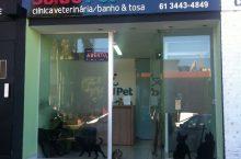 Salud Pet, Clinica Veterinária, Banho e Tosa, 408 Sul