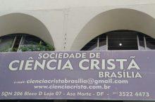 Sociedade de Ciência Cristã Brasília, CLN 206, Asa Norte