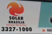 Solar Brasília, energias alternativas, CLN 102, Asa Norte