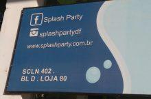 Splash Party, Festas Infantis, CLN 402, Asa Norte