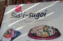 Sushi-Sugoi, japonese Fast Food, CLN 402, Asa Norte