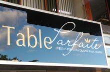 Table Larfaite, Festas perfeitas duram para sempre, CLN 201, Asa Norte