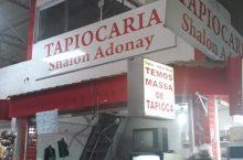 Tapiocaria Shalon Adonay, Feira do Guará