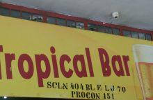 Tropical Bar, SCLN 405, Asa Norte