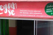 Vegan-se Restaurante, SCLN 406, Asa Norte