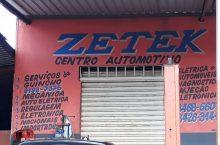 Zetec Centro Automotivo, Lago Norte