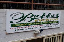 Buffet Eventos, 212 Norte, Asa Norte